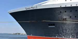 Mit der Queen Mary 2 von Hamburg nach New York
