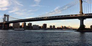 Brücke über den East River