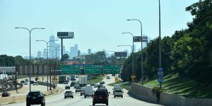 Interstate nach Chicago