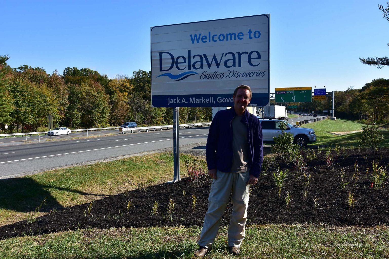 Michael Moll in Delaware