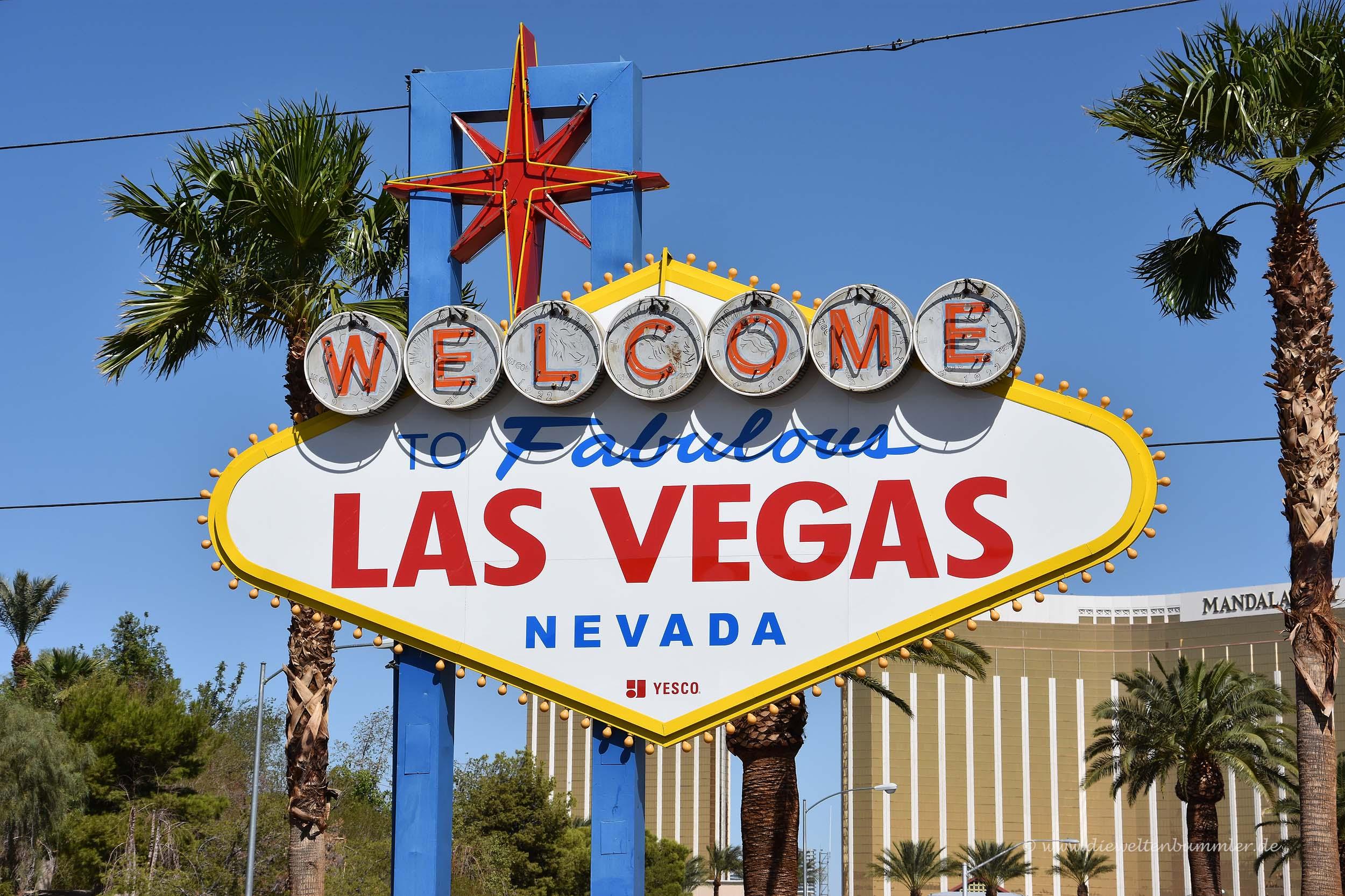 Mietwagen Las Vegas Erfahrungen