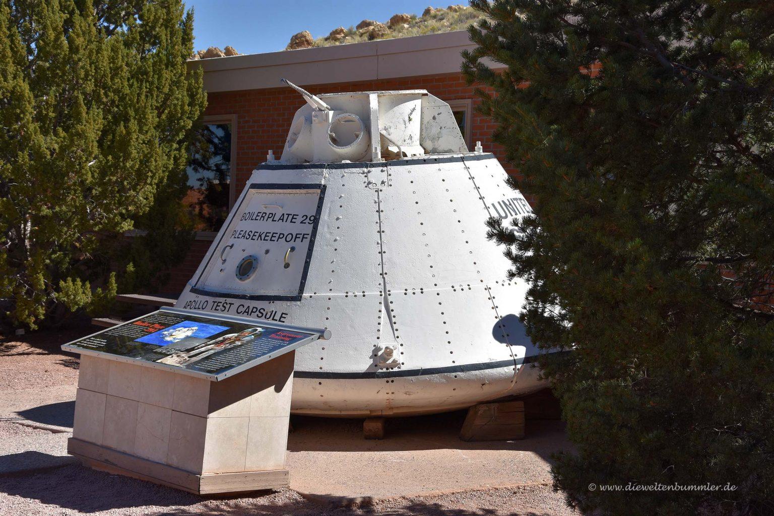 Landemodul der NASA