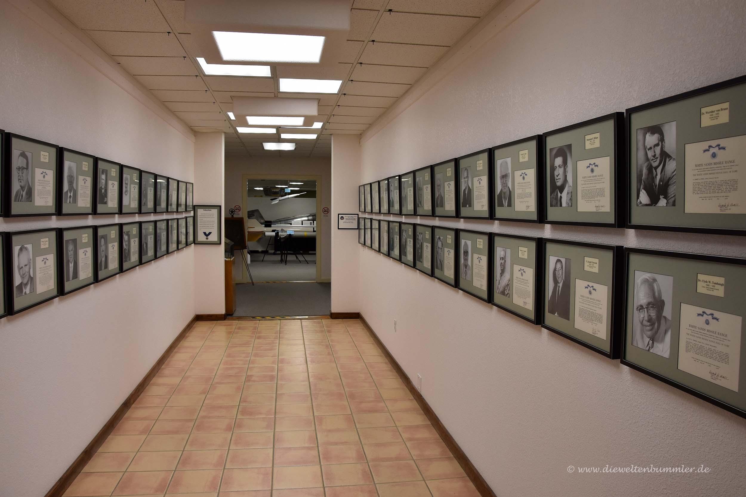 Museum auf der Militärbasis