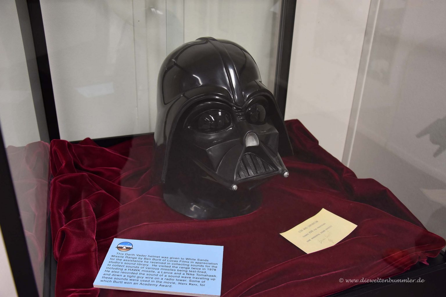 Originale Darth Vader-Maske