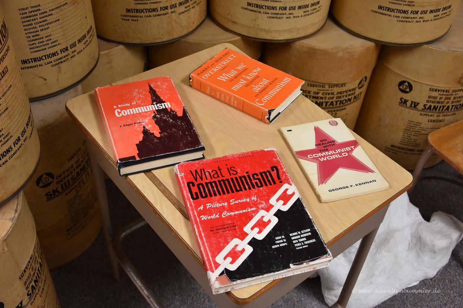 Bücher über den Kommunismus