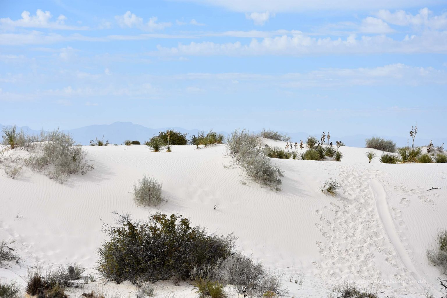 White Sands Monument