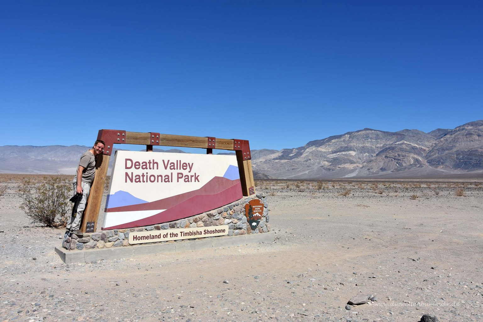 Death Valley Nationalpark