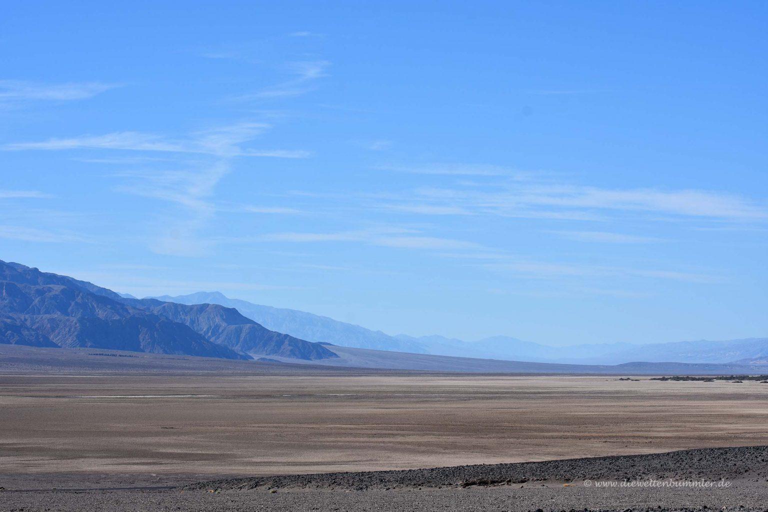 Weite im Death Valley