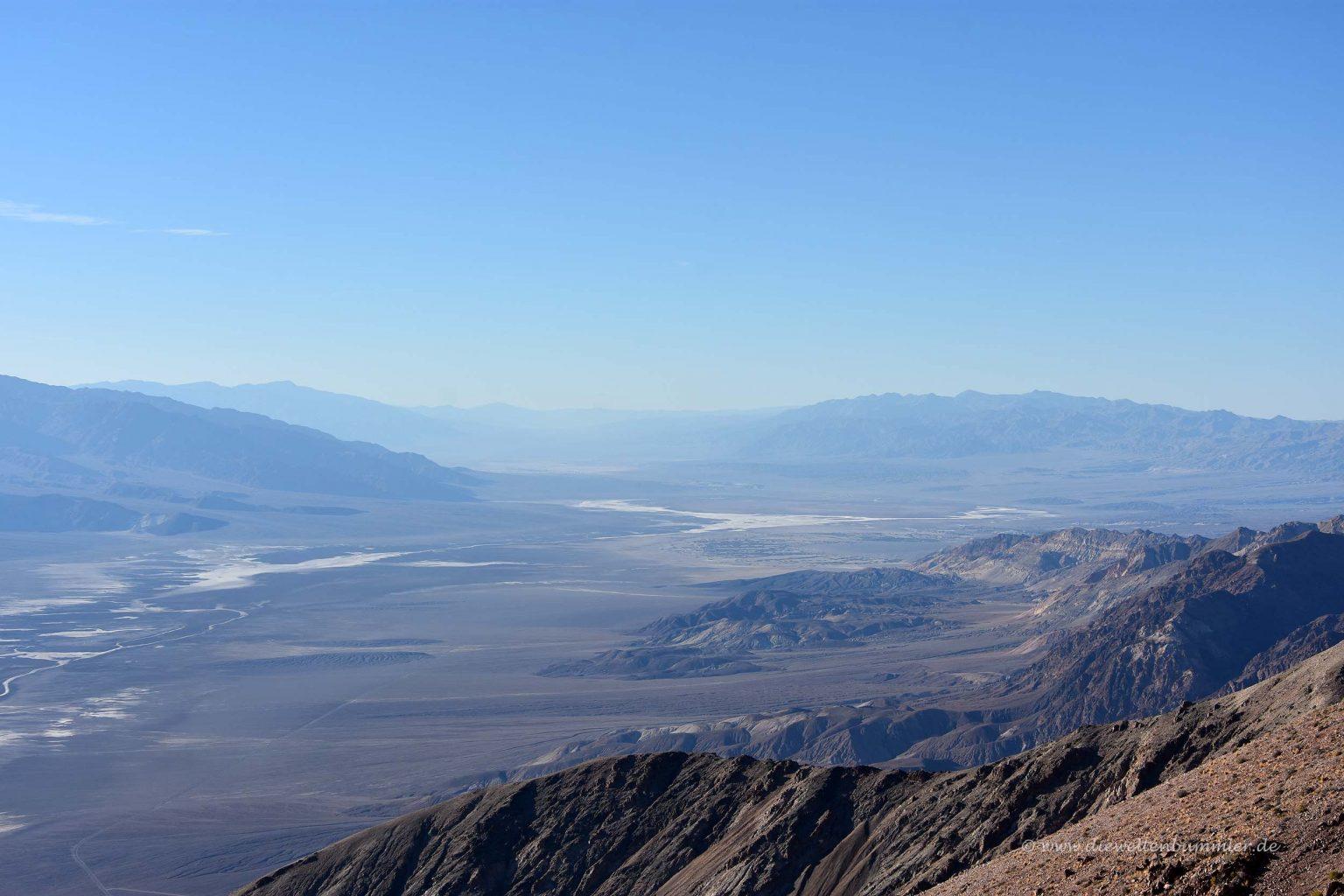 Ausblick vom Dantes View