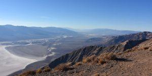 Death Valley von oben
