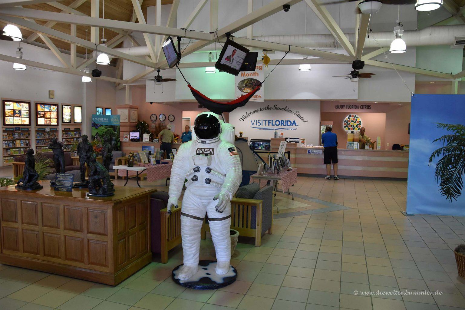 Welcome Center von Florida