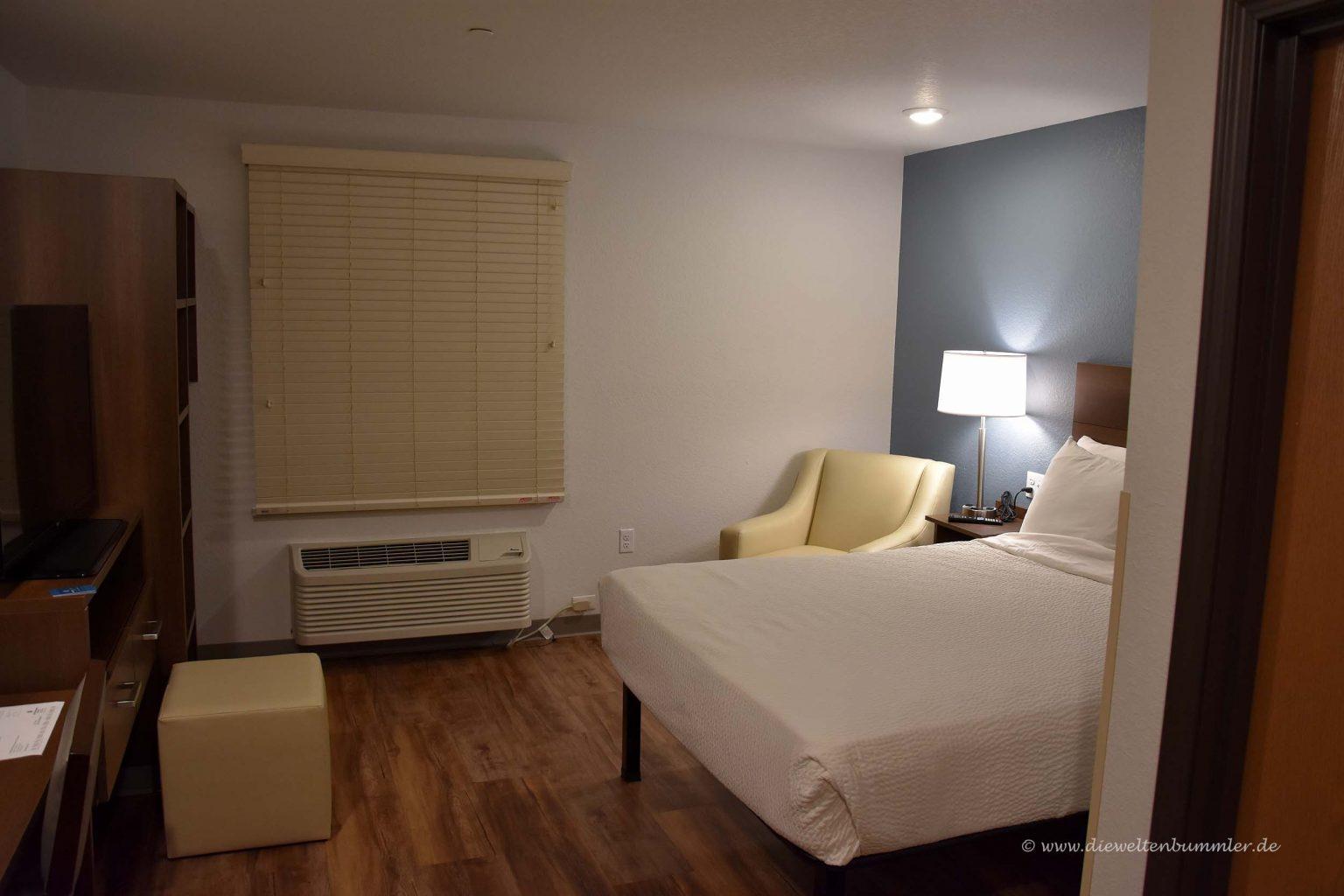 Hotelzimmer in Florida