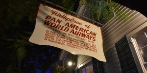 Geburtsort von Pan Am
