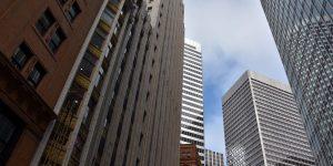 Hochhäuser in San Francisco