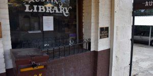 Ehemalige Bücherei