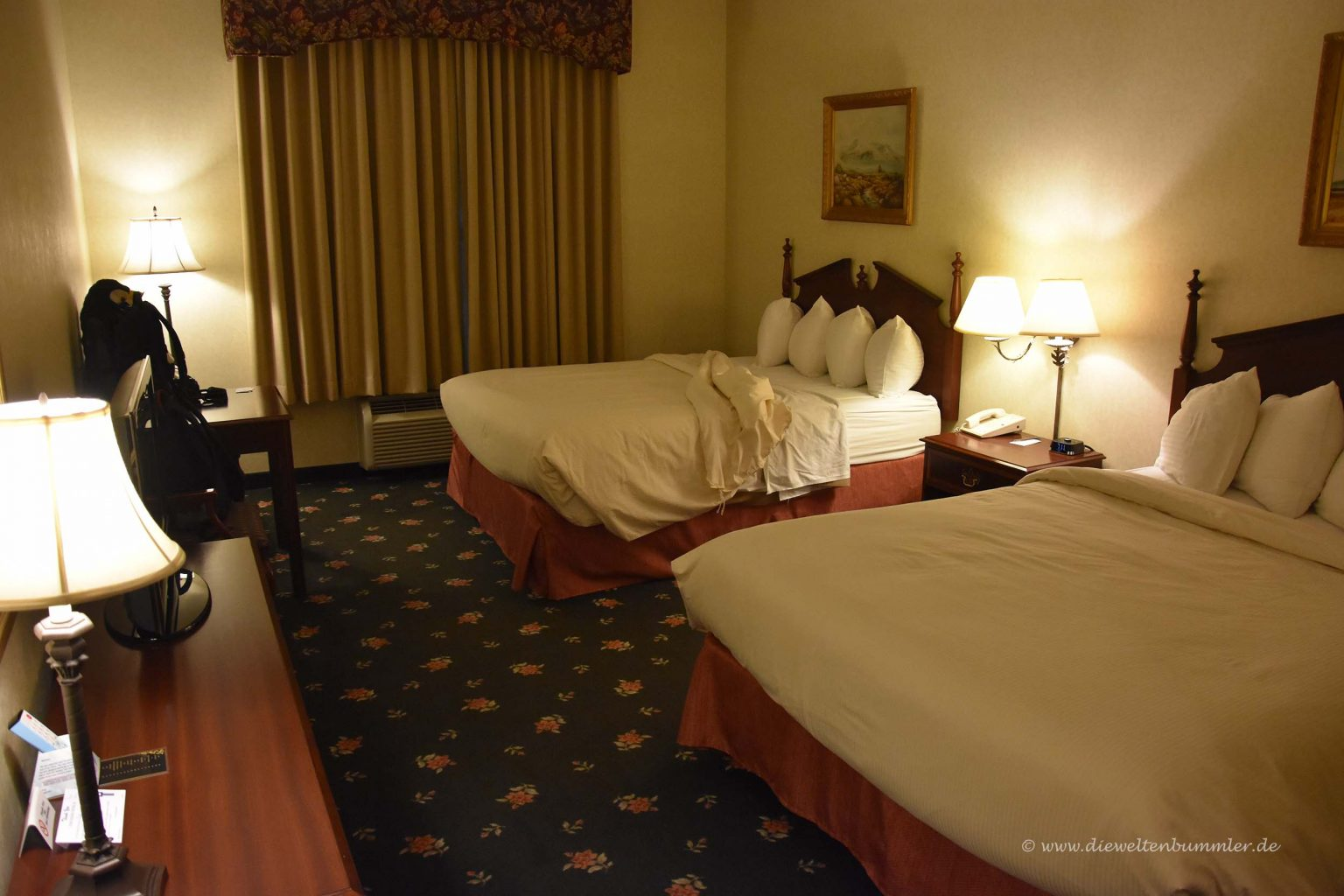 Hotel in Eureka