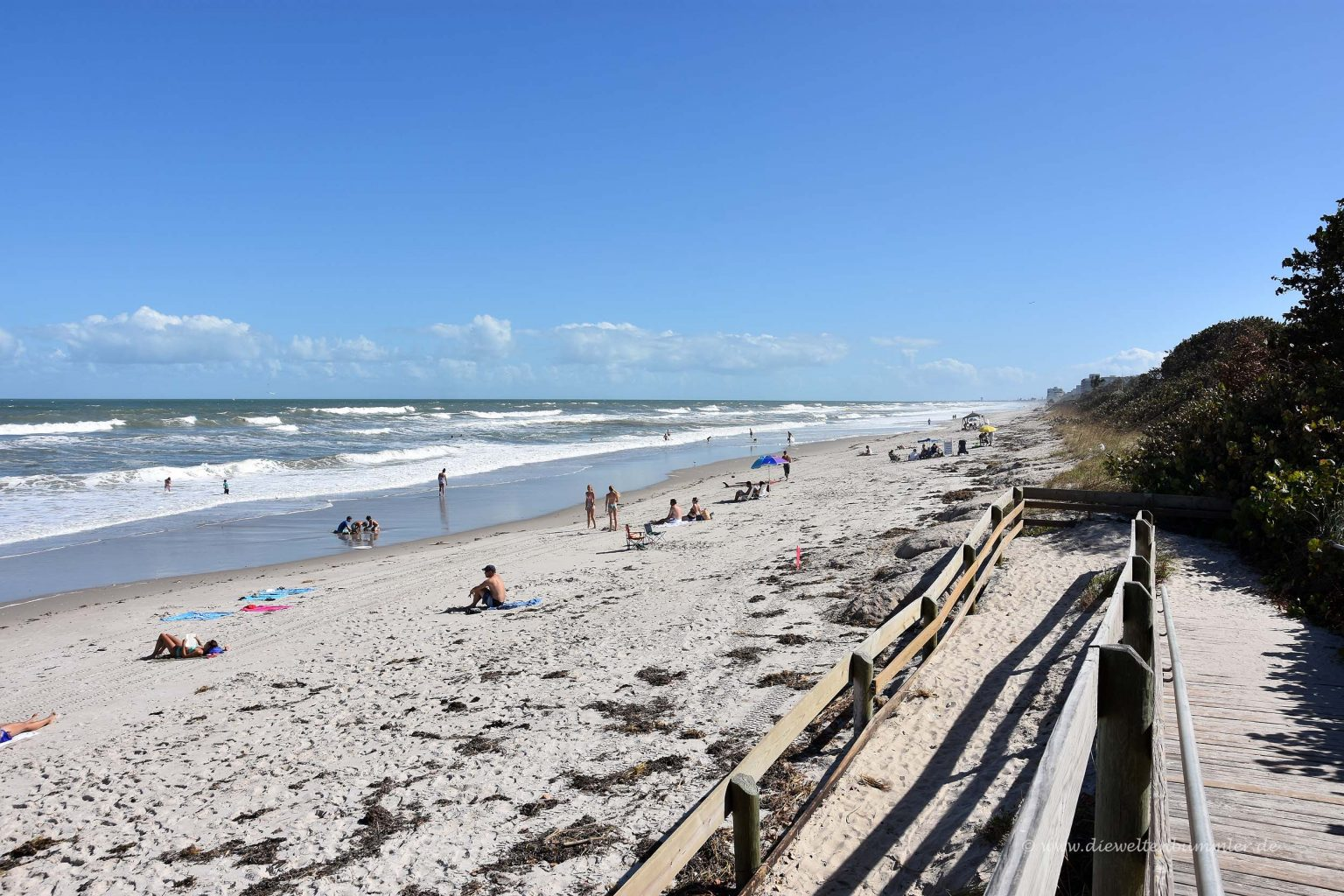 Strand bei Cape Canaveral