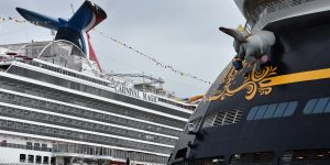 Disney Fantasy und Carnival Magic