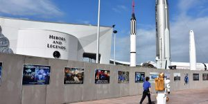 Raketen der NASA
