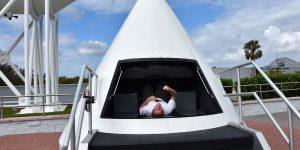 Ich als Astronaut