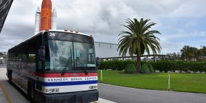 Shuttlebus der Nasa