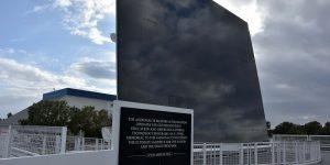Gedenktafel für verunglückte Astronauten