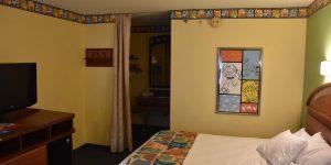Zimmer im Disneyworld