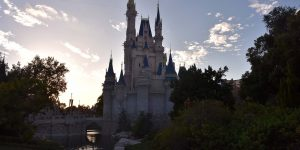 Schloss im Magic Kingdom