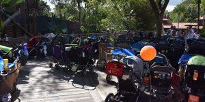 So viele Kinderwagen