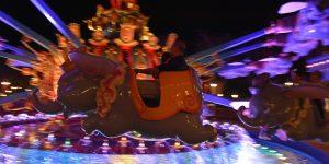 Fahrt mit Dumbo