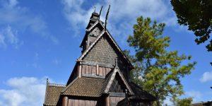 Stabkirche im Epcot