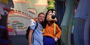 Goofy und ich