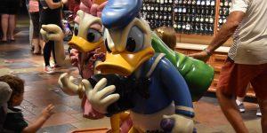 Donald-Figur