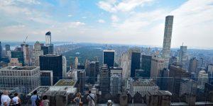 Central Park und 432 Park Avenue