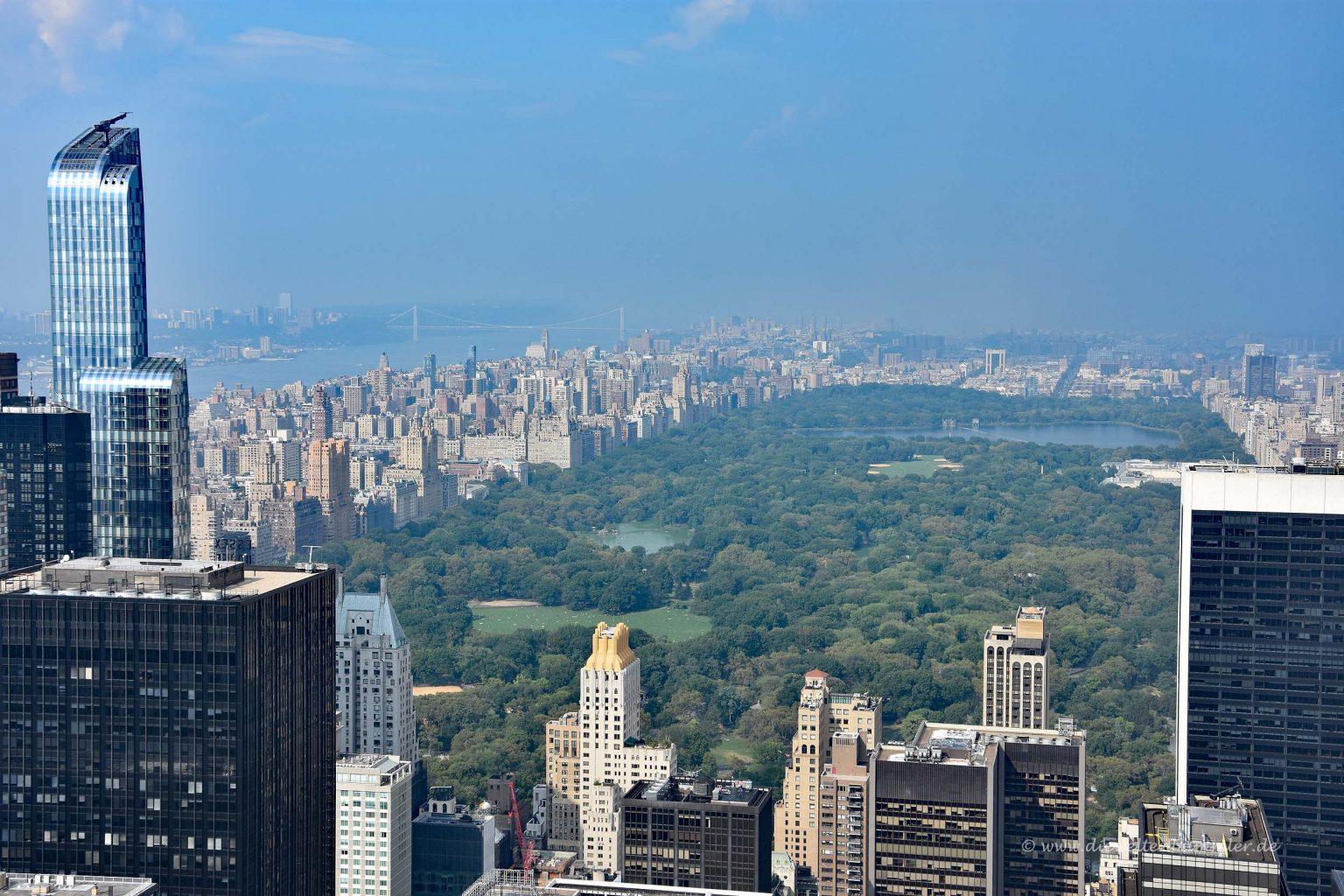 Central Park und Harlem