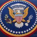 Siegel des US-Präsidenten