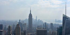 Top of the Rock im Rockefeller Center