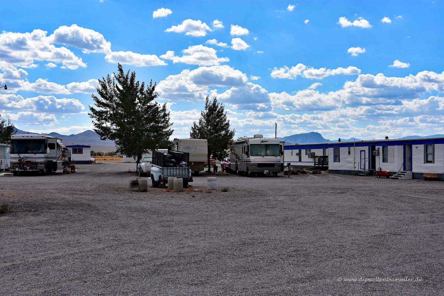 Campingplatz am ET Highway