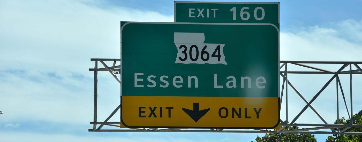 Last Exit: Essen Lane