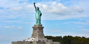 Ausflug zur Freiheitsstatue in New York