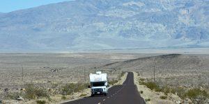 Highway in Nevada