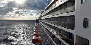 Mit der Queen Mary 2 von New York nach Southampton