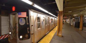 New Yorker U-Bahn