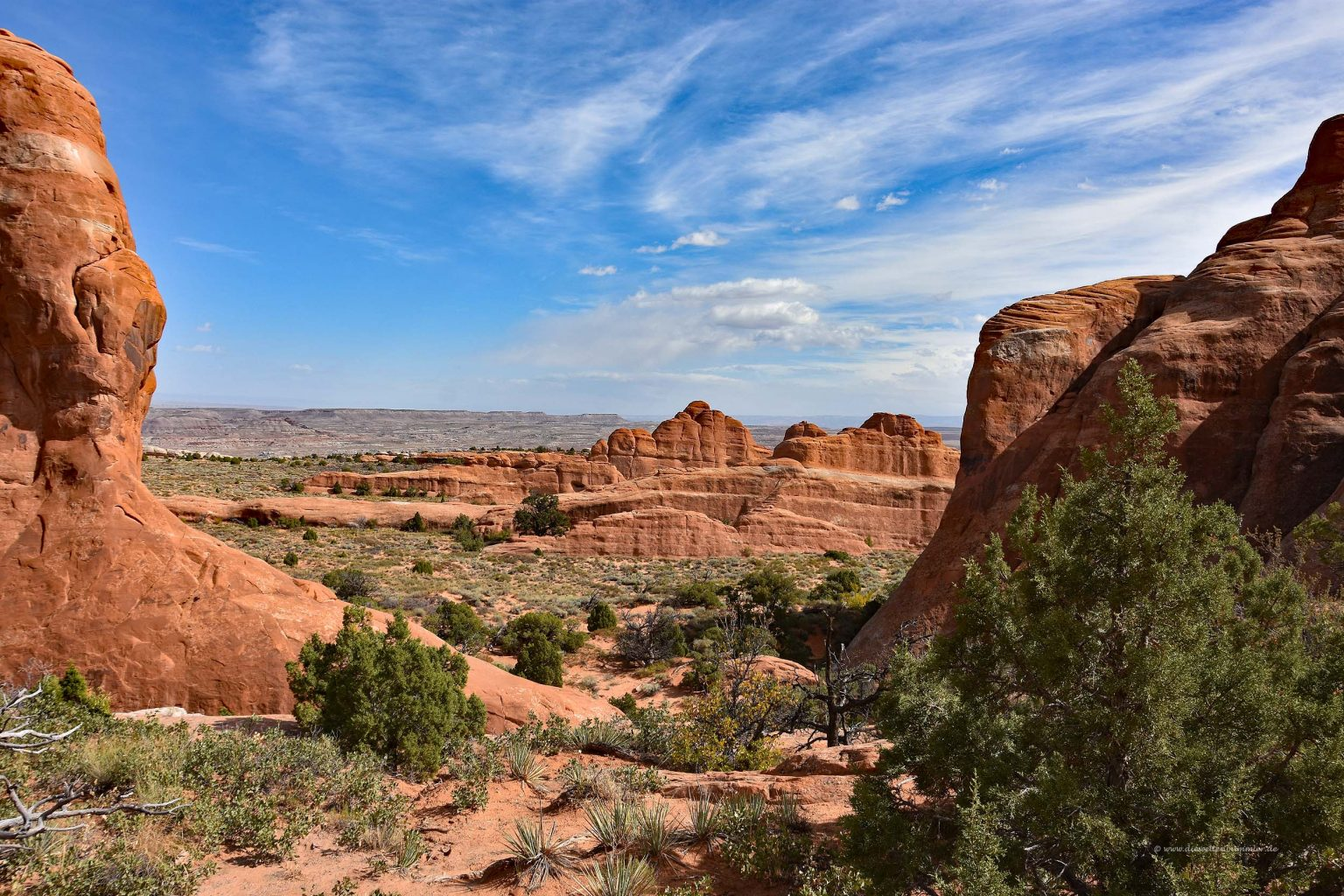 Arches Nationalpark in Utah