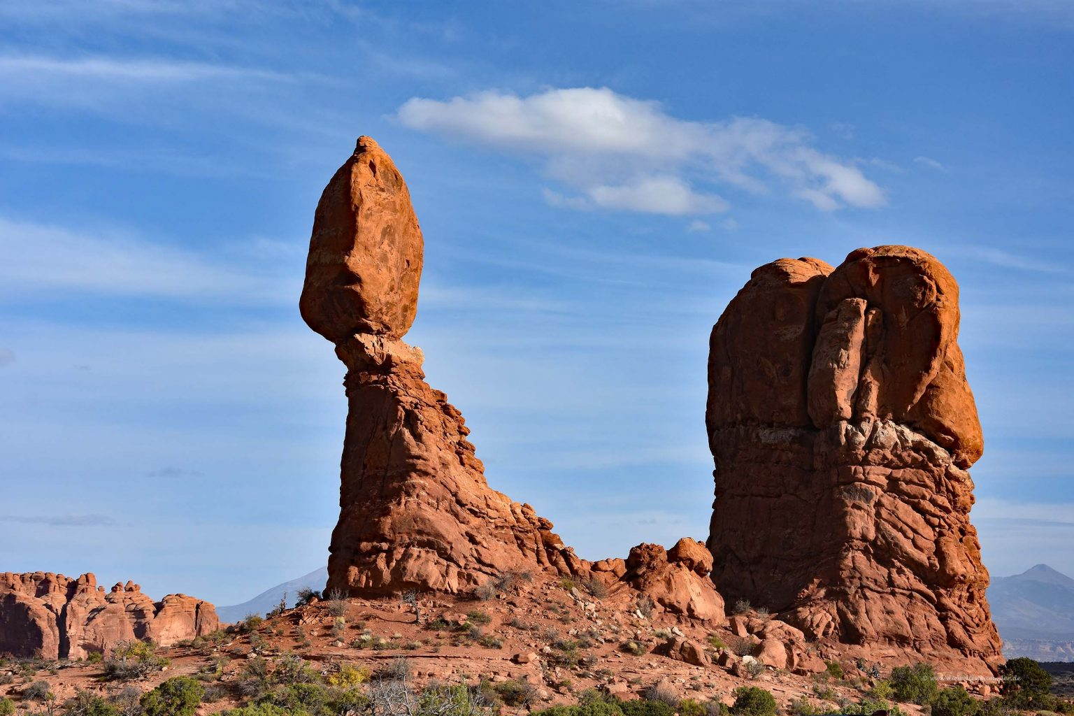 Balanced Rock ist ein passender Name