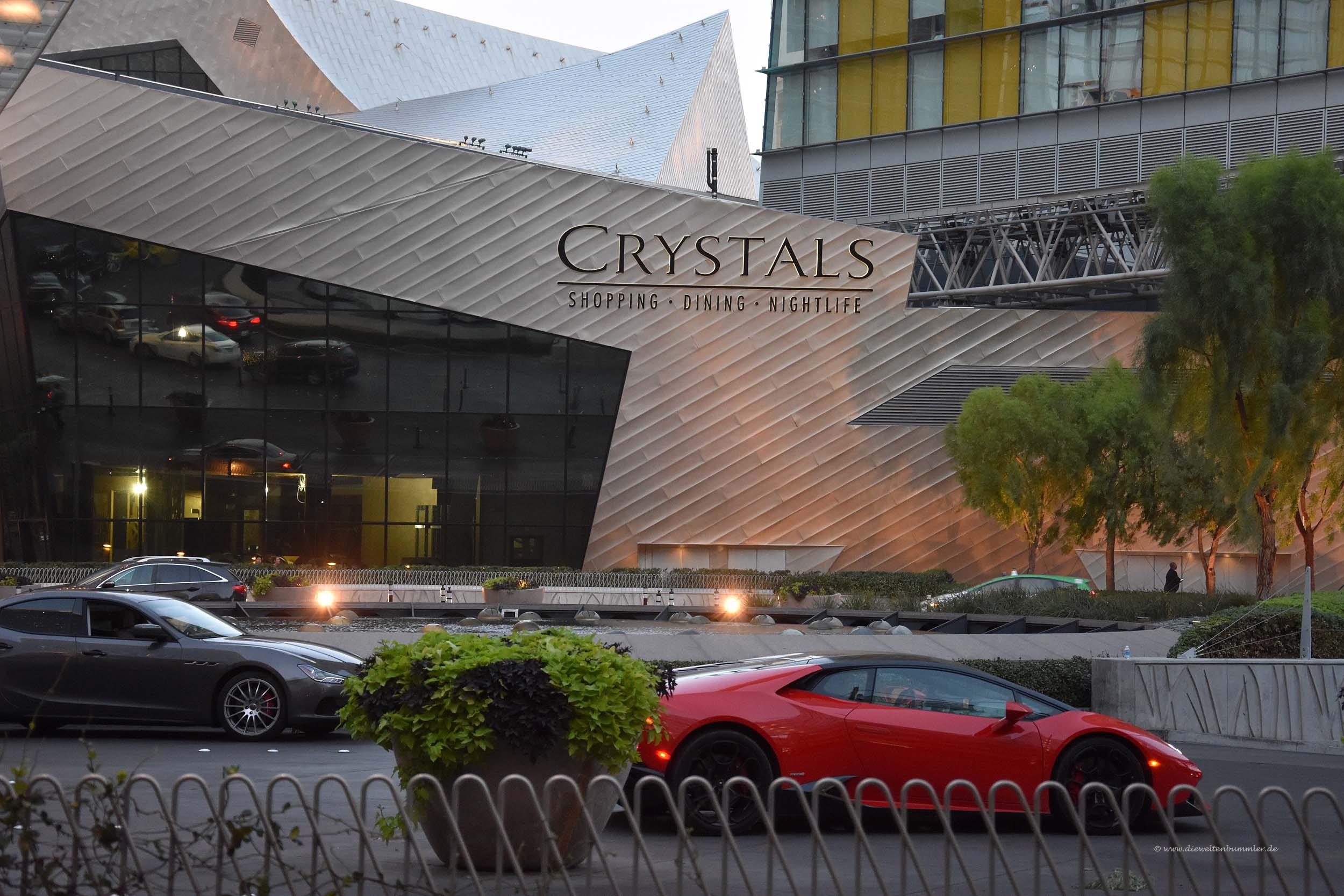 Der Reichtum in Las Vegas