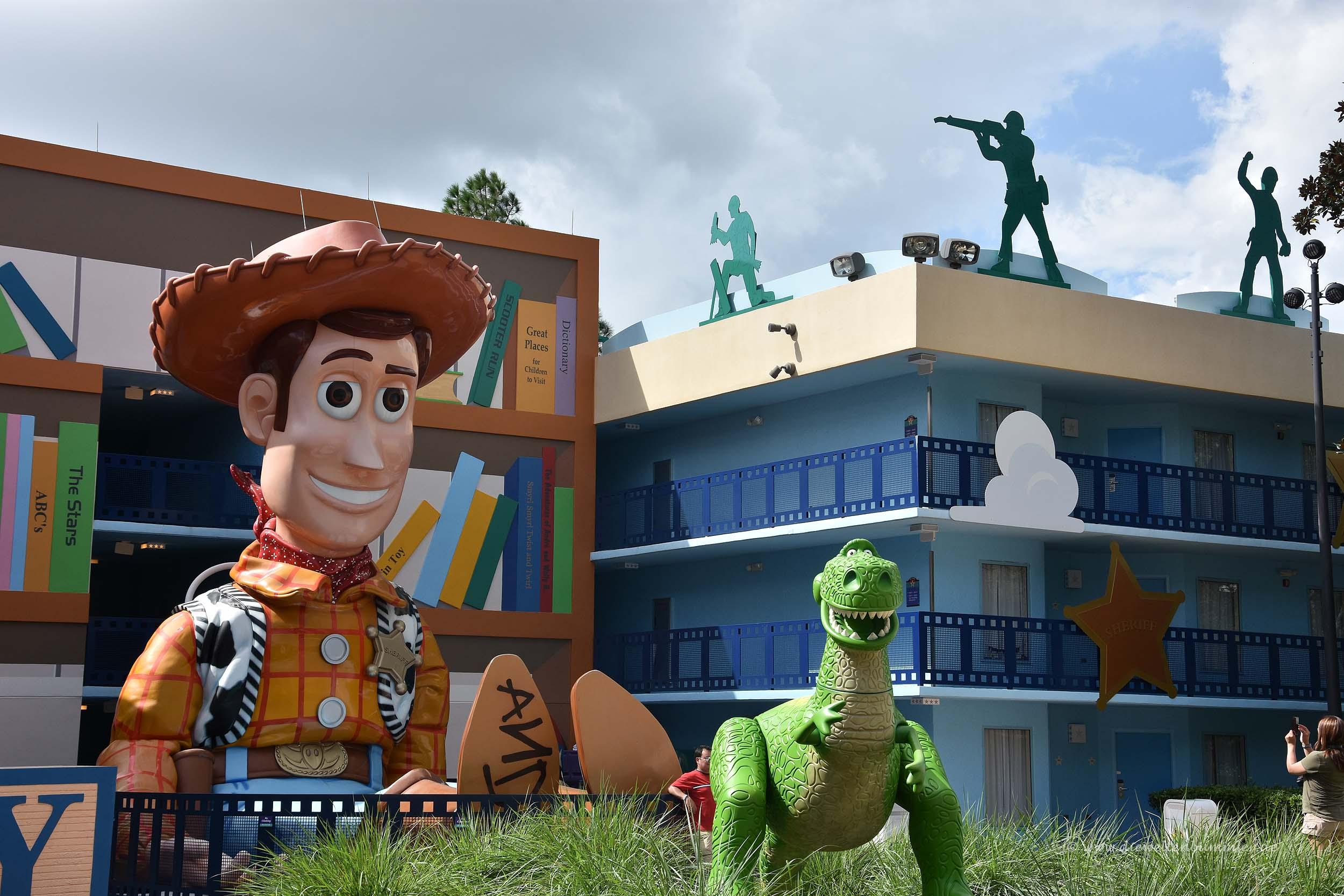 Disneyworld Movie Resort