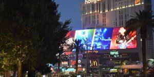 Glamour in Las Vegas