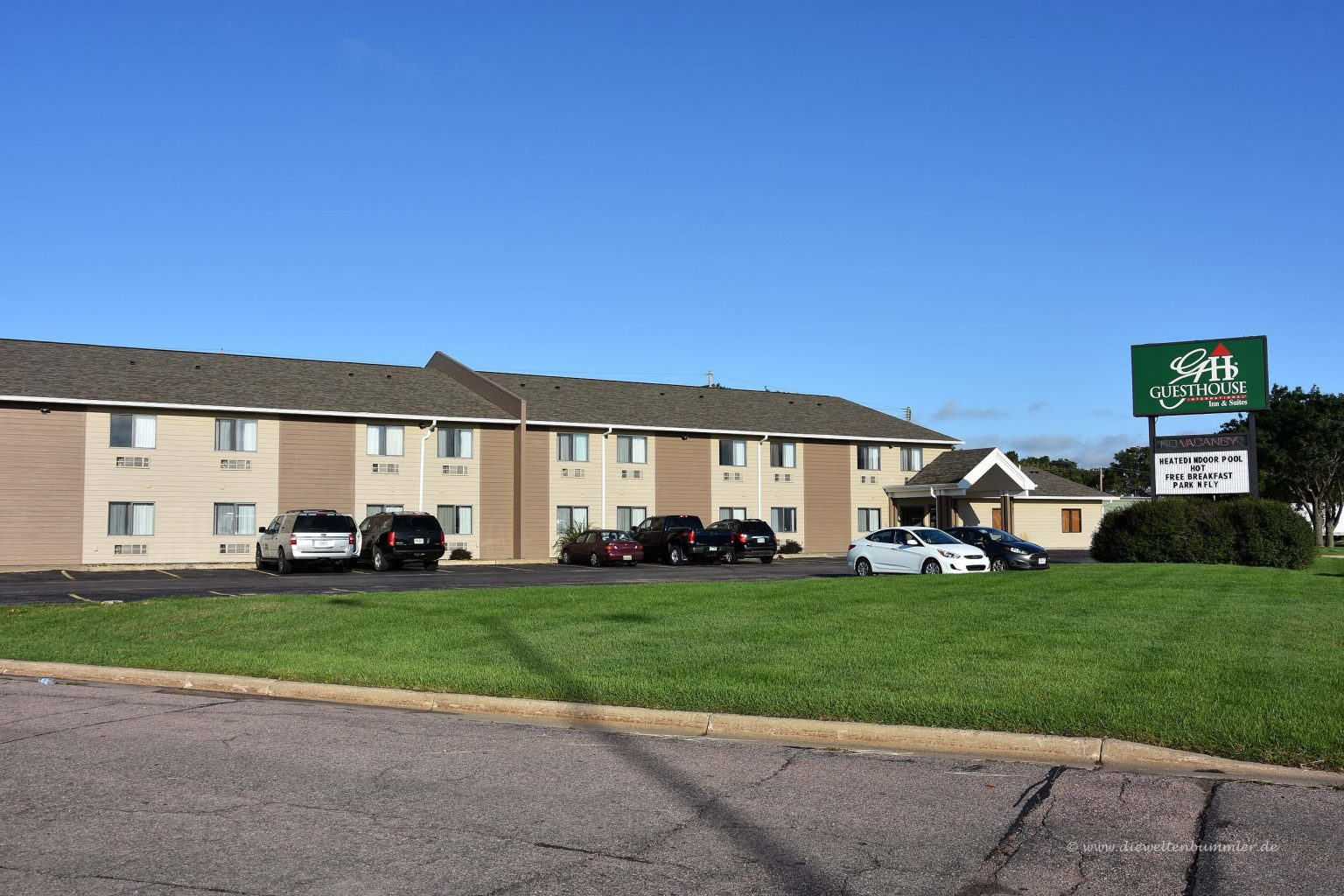 Guesthouse Inn in Sioux Falls