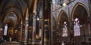 In der Basilika von Kevelaer